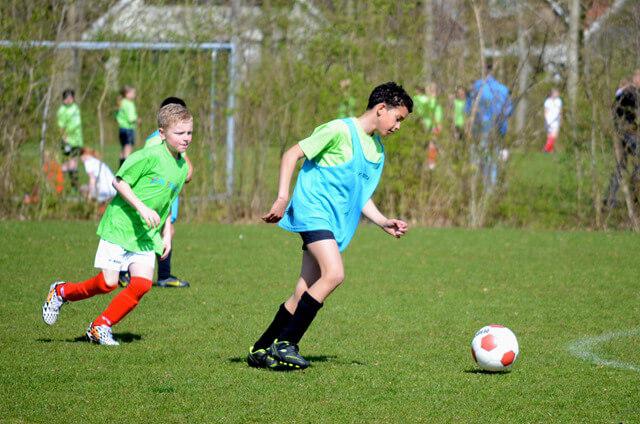 Zuidhorn - schoolvoetbal 1