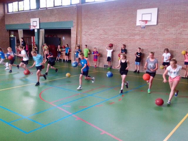 De marne - basketbalclinic