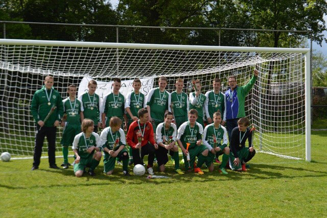 GROOTEGAST - FC Grootegast B2 Kampioen