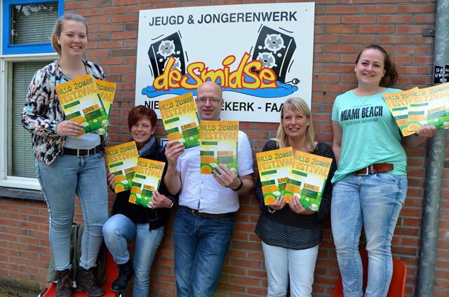 Niekerk - hallo zomerfestival laatste loodjes
