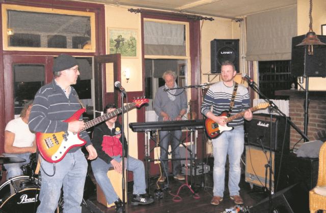 Zuidhorn - open jam sessie