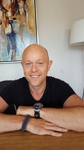 EENRUM - Lars Kram
