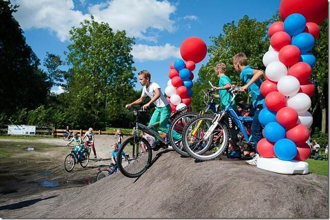 Grijpskerk Opening fietscrossbaan-13