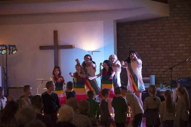 grootegast kerkdienst top 2000 1