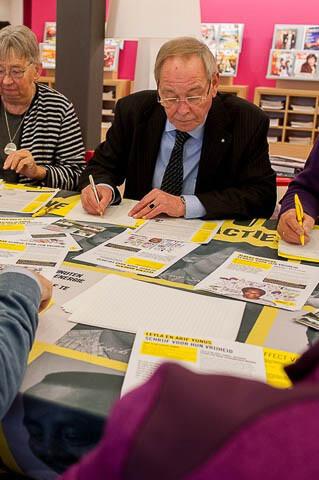 Grootegast VP Amnesty