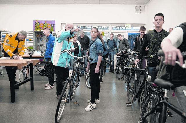 Grootegast Woldborg fietskeuring-4