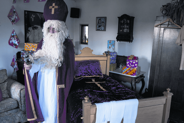 Leens Sinterklaashuis