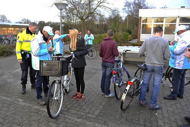 oldekerk fietskeuring 1
