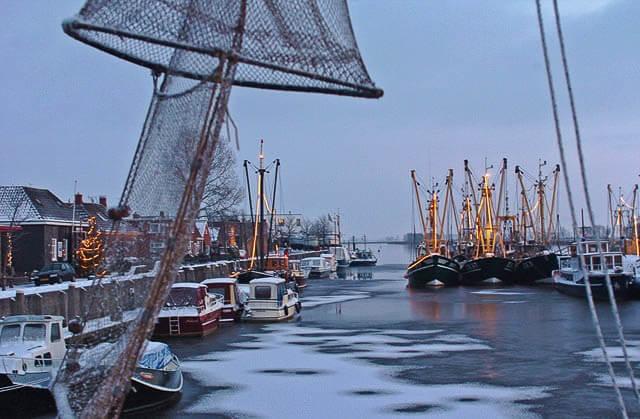 Winterwelvaart Zoutkamp
