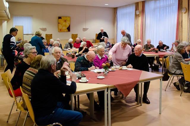 Zuidhorn oprichting Nieuwe seniorenvereniging