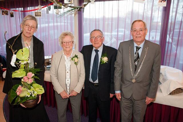Niekerk 60 jarig Huwelijk