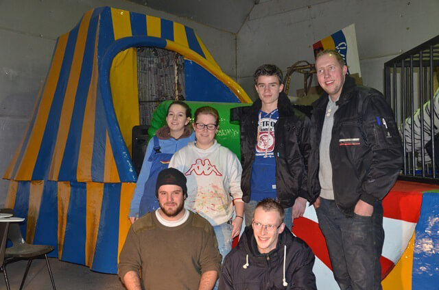 Kloosterburen carnaval 1