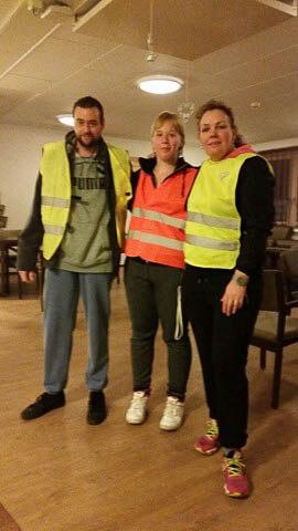 Cliënten van De Zijlen trainen voor LEGiO-run in Grootegast
