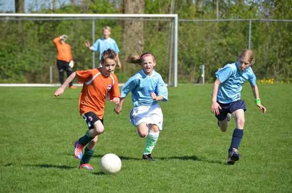 Zuidhorn schoolvoetbal