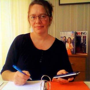 In Beeld - Monique Rollingswier