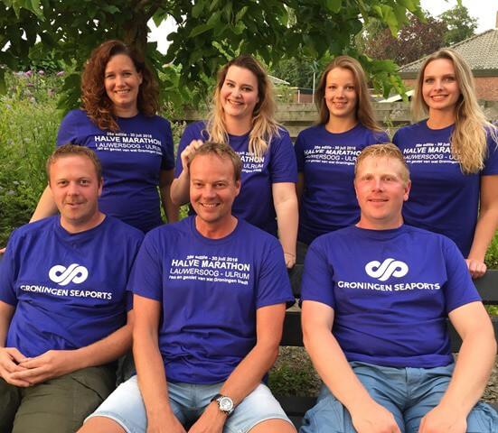 Halve Marathon Lauwersoog-Ulrum nieuw bestuur