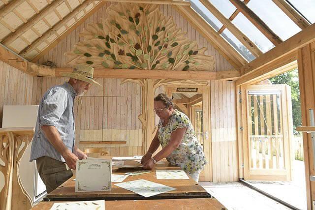 kornhorn open huis