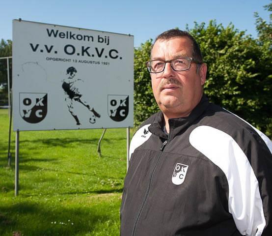 Oldehove OKVC Gerard van der zijl