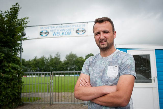 VVSV Ulrum Jaap Bremer