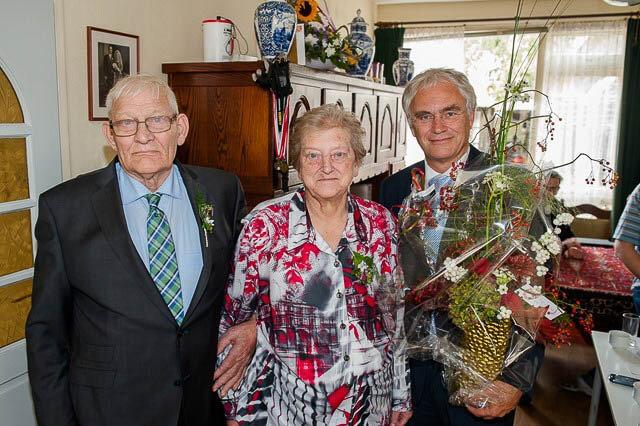 Zuidhorn 60 jarig huwelijk