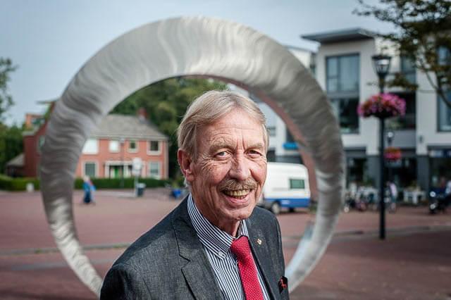 Zuidhorn Jan Oomkes voorzitter