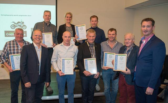 Aduard Koplopers prijswinnaars