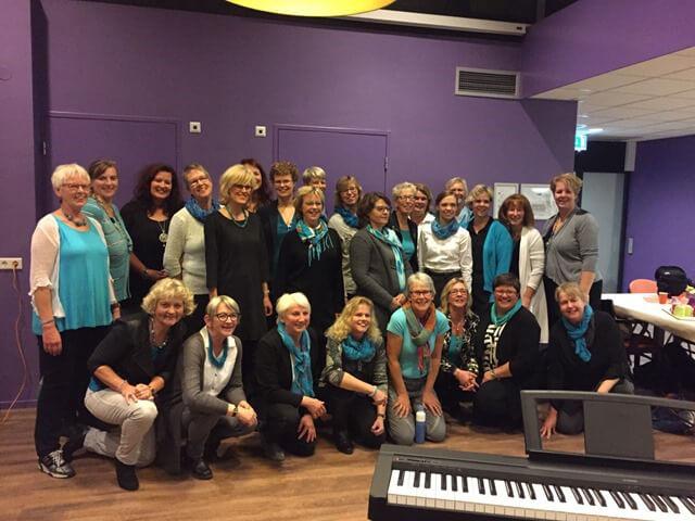 groepsfoto De Wierde 10 november 2016