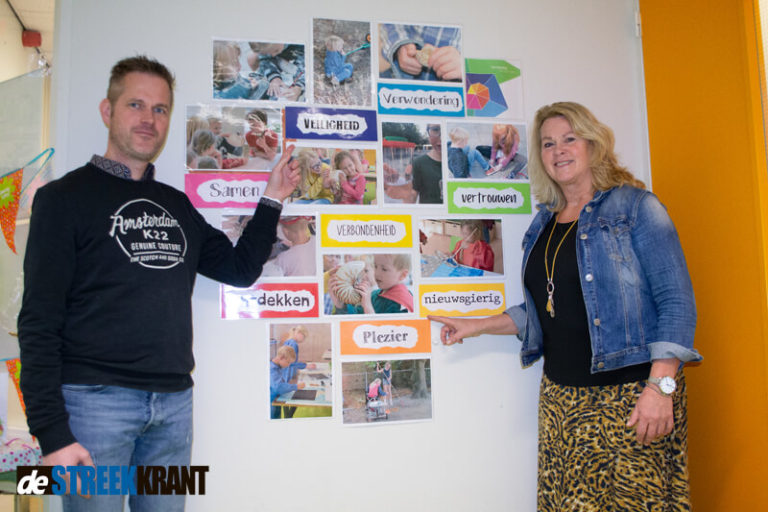 Nautilus College Zuidhorn zet met nieuwe onderwijsmethode kinderen in hun kracht